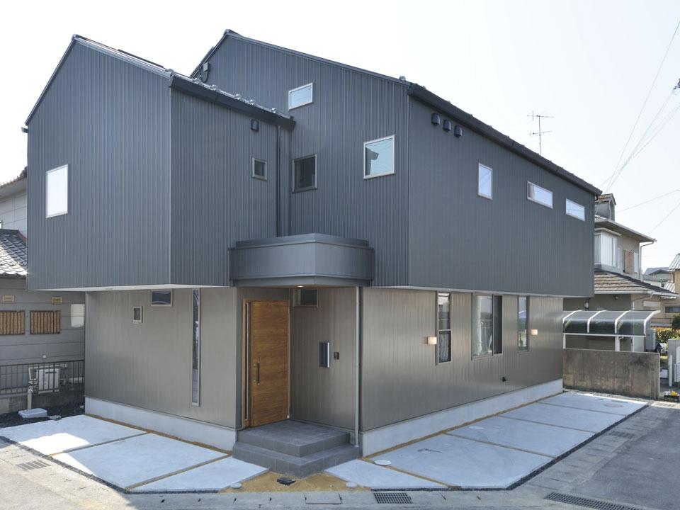 丸屋建設の施工事例